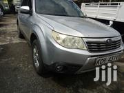 Subaru Forester 2009 2.0D X Silver | Cars for sale in Nairobi, Nairobi South