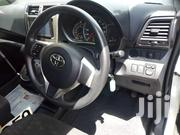 New Toyota Ractis 2013 White | Cars for sale in Mombasa, Tudor