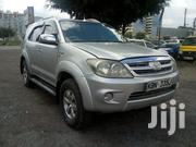 Toyota Fortuner 2006 Silver | Cars for sale in Nairobi, Nairobi South