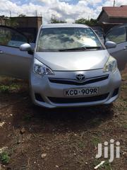 Toyota Ractis 2011 Silver | Cars for sale in Kiambu, Kalimoni