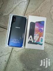 New Samsung Galaxy A70 128 GB Black | Mobile Phones for sale in Meru, Abogeta East