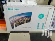 Hisense Curved 4K UHD Smart TV 55 Inches | TV & DVD Equipment for sale in Nairobi, Nairobi Central