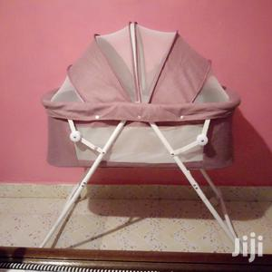 Quick Sale, Foldable Baby Cot Bed Rocker at the Same Time