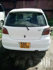 Toyota Vitz 2004 White | Cars for sale in Mombasa, Shanzu