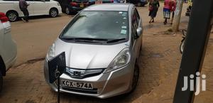 Honda Fit 2013 Gray