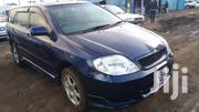 Toyota Fielder 2002 Blue | Cars for sale in Nairobi, Nairobi Central