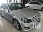 New Mercedes-Benz C200 2012 Silver | Cars for sale in Mombasa, Shimanzi/Ganjoni