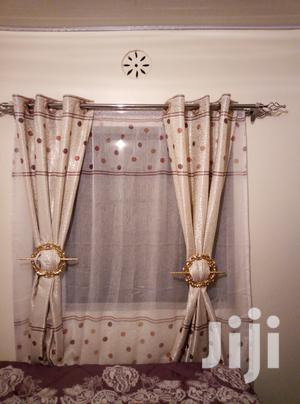 Blight Brown Curtains