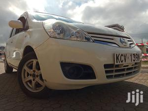 New Nissan Note 2012 1.4 White