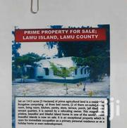 Prime Property For Sale In Lamu | Land & Plots For Sale for sale in Lamu, Shella