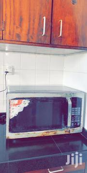 Electric Cooker Plus Microwave Still in Good Condition. | Kitchen Appliances for sale in Mombasa, Shimanzi/Ganjoni