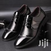 Generic Men PU Leather Casual Shoes - Black. | Shoes for sale in Nairobi, Nairobi Central