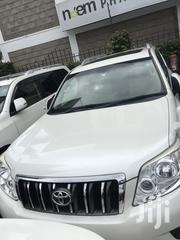 Toyota Land Cruiser Prado 2012 White | Cars for sale in Nairobi, Lavington