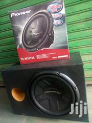 12 Inch 1400 Watts Car Subwoofer Pioneer Ts-w311s4 | Vehicle Parts & Accessories for sale in Nairobi, Nairobi Central