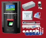 Biometric Access Control Installation In Nairobi (Complete) | Safety Equipment for sale in Nairobi, Nairobi Central