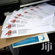 High Quality Envelopes Printing...Free Delivery For You. | Other Services for sale in Nairobi, Nairobi Central