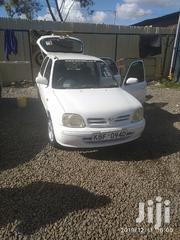 Nissan March 2003 White | Cars for sale in Nairobi, Nairobi South