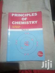 Principle of Chemistry Revision Form 2 | Books & Games for sale in Murang'a, Kambiti