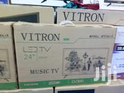 Vitron 24 Inches LED TVS | TV & DVD Equipment for sale in Nakuru, Nakuru East