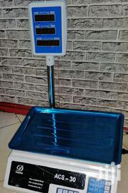 Weighing Scales - Acs-30 Acs-40 | Store Equipment for sale in Nairobi, Nairobi Central