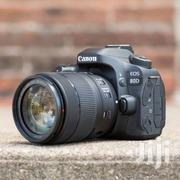 Canon 80D 18-135mm DSLR Camera | Photo & Video Cameras for sale in Nairobi, Nairobi Central