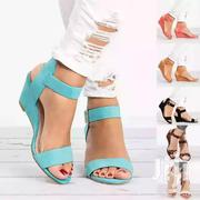 Fashion Open-toe Ladies Wedge Shoes | Shoes for sale in Kisii, Kisii Central