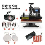 Multifunction 8 In 1 Combo Heat Press Machine. | Printing Equipment for sale in Nairobi, Nairobi Central