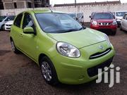 Nissan March 2012 Green | Cars for sale in Nairobi, Ngando