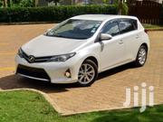 Toyota Auris 2014 White | Cars for sale in Nairobi, Kilimani
