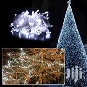 Snowflakes String Fairy Lights Hanging Christmas Tree Party LED Decor | Home Accessories for sale in Nairobi, Maringo/Hamza