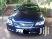 Toyota Mark X 2005 Blue | Cars for sale in Nairobi, Lavington