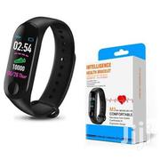 KQ Waterproof Heart Rate Monitor Pedometer Tracker Smart   Smart Watches & Trackers for sale in Nairobi, Lavington