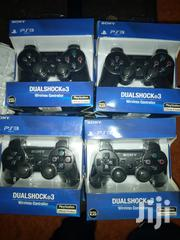Sony PS3 Dualshock 3 Wireless Controller-black | Video Game Consoles for sale in Nairobi, Nairobi Central