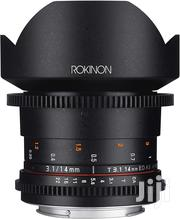 Rokinon Cine Ds Ds14m-mft 14mm T3.1 Ed As If Umc Full Frame Cine | Accessories & Supplies for Electronics for sale in Nairobi, Nairobi Central