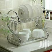 2 Tier Stainless Steel Dish Drainer | Kitchen & Dining for sale in Nairobi, Nairobi Central