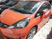 Honda Fit 2012 Orange | Cars for sale in Mombasa, Shimanzi/Ganjoni