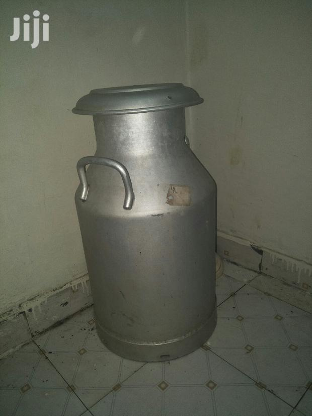 Archive: A New Milk Can 40ltr