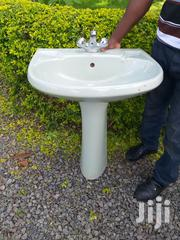 Pedestal Wash Basin With Mixer Tap | Plumbing & Water Supply for sale in Nairobi, Parklands/Highridge