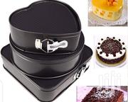 3pcs Nonstick Baking Tins | Kitchen & Dining for sale in Nairobi, Nairobi Central