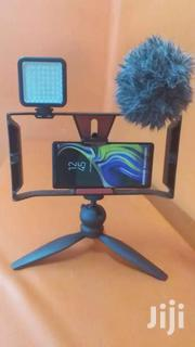 Video Rig Combo, Microphone LED Light Mini Tripod Stand | Audio & Music Equipment for sale in Nairobi, Nairobi Central