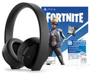 Fortnite Neo Versa Gold Wireless Headset Bundle   Video Game Consoles for sale in Nairobi, Nairobi Central