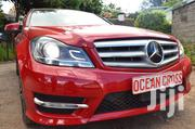 Mercedes-Benz C180 2013 Red | Cars for sale in Nairobi, Kilimani