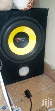 Midrange Amplifier And Bass Amplifier Plus A Subwoffer In Cabinet | Audio & Music Equipment for sale in Kajiado, Ongata Rongai