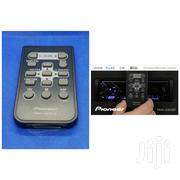 Pioneer Remote Control Car Stereo | Vehicle Parts & Accessories for sale in Nairobi, Nairobi Central