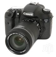 Canon EOS 7D Mark II DSLR Camera With 18-135mm | Photo & Video Cameras for sale in Nairobi, Nairobi Central