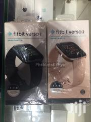 Fitbit Versa 2 Health & Fitness Smartwatch With Heart Rate | Smart Watches & Trackers for sale in Nairobi, Nairobi Central