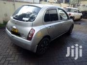 Nissan March 2005 Silver | Cars for sale in Nairobi, Parklands/Highridge