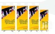 Banner Full Roll Up | Computer & IT Services for sale in Nairobi, Nairobi Central