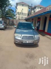Subaru Forester 2007 Silver | Cars for sale in Nairobi, Parklands/Highridge