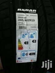 245/40/19 Radar Tyre's Is Made In Thailand | Vehicle Parts & Accessories for sale in Nairobi, Nairobi Central